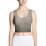 LBD Elefant Fitted Crop by GearX