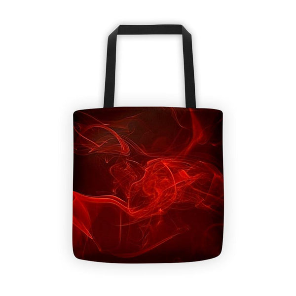 Red Wine Tote Bag by GearX