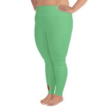 Jade Plus Size Leggings by GearX