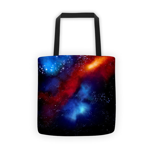 Deep Space Nebula Tote by GearX