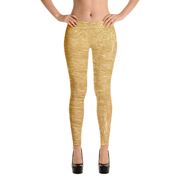 GoldN Gurl Leggings by GearX