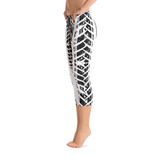 Hit & Run Capri Leggings by GearX
