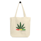 Free The Weed Eco Tote