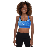Da Matrix Padded Sports Bra by GearX