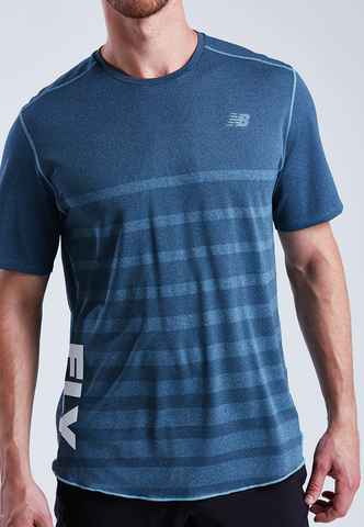 New Balance Q Speed Jacq Short Sleeve