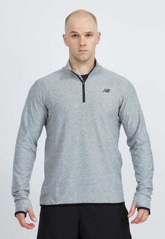 New Balance N Transit 1/4 Zip