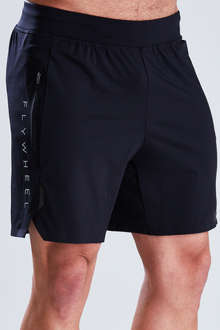 "New Balance Men's Q 7"" Speed Short"