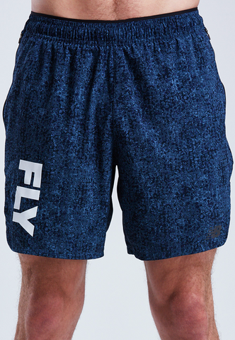 "New Balance 7"" Printed Transform 2 in 1 Short"