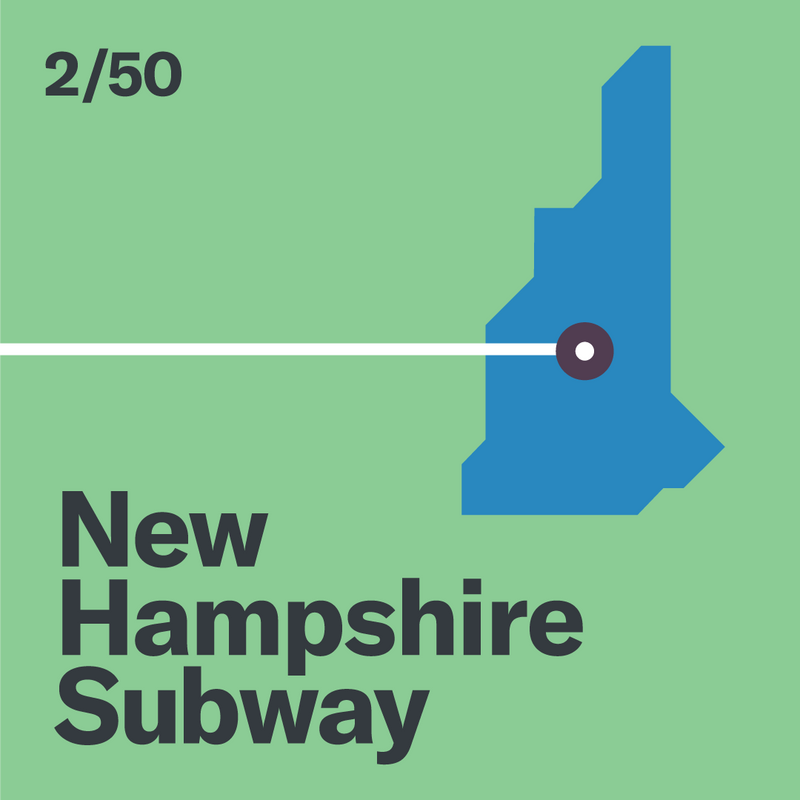 New Hampshire Metropolitan Subway System