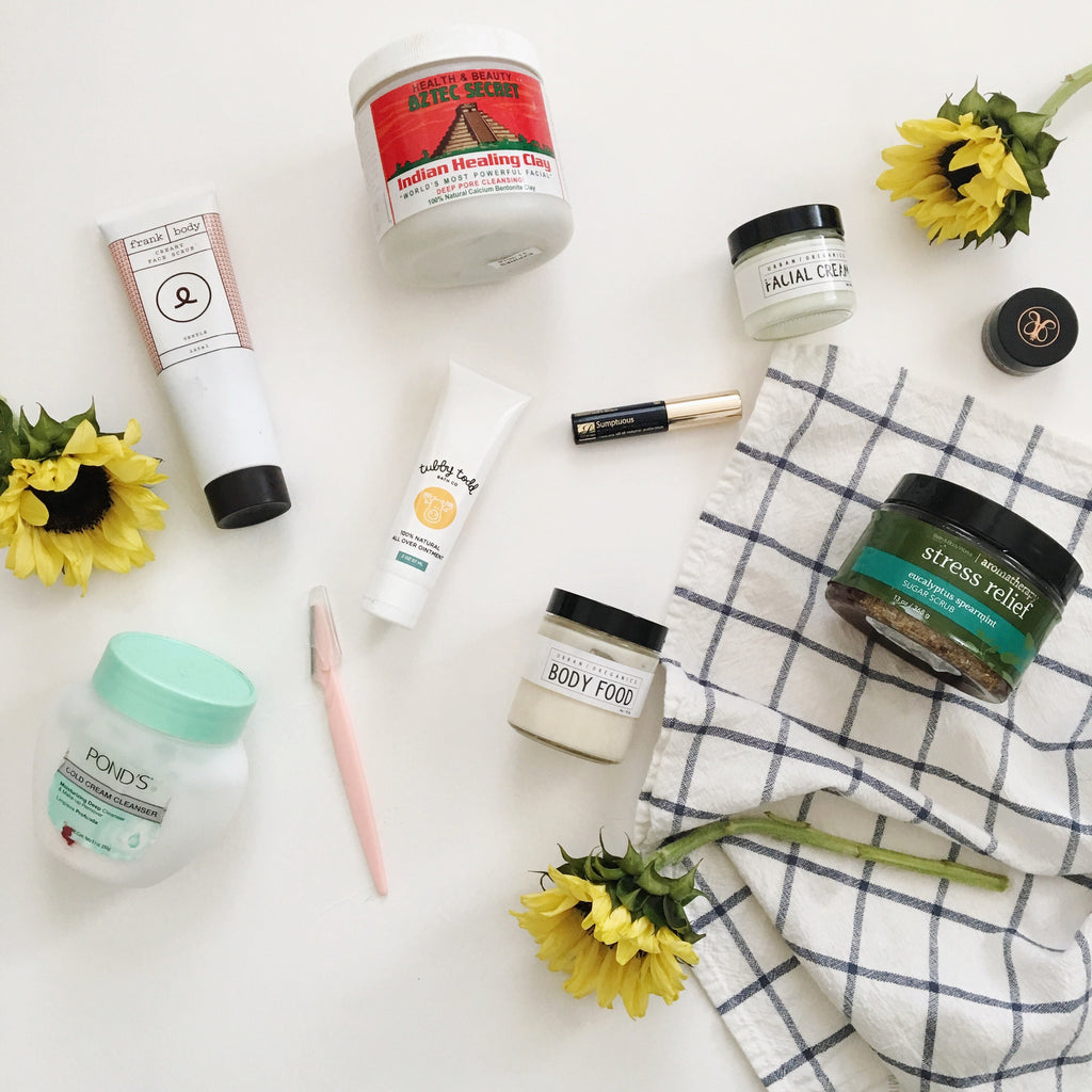 ten must have beauty products - HG status