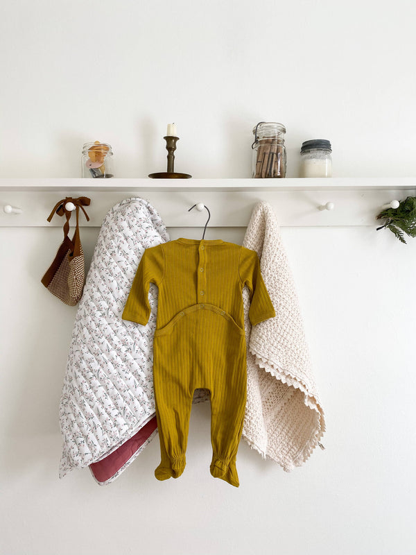 Ten Essential Items for a Winter Newborn