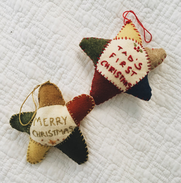 Diy baby ornament kay haupt fin vince i just love these little ornaments they turned out so cute and perfect for our little family i hope you have fun making one for yourself or are inspired solutioingenieria Gallery
