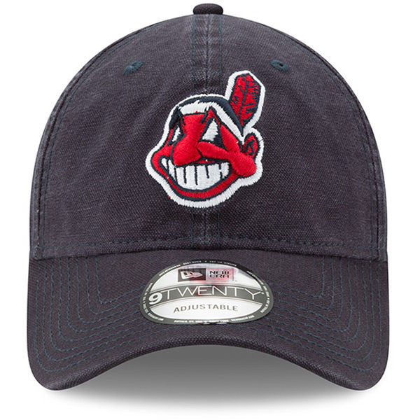 quality design b1367 7cd3c ... france mlb cleveland indians new era 9twenty adjustable cap f49fe c2803