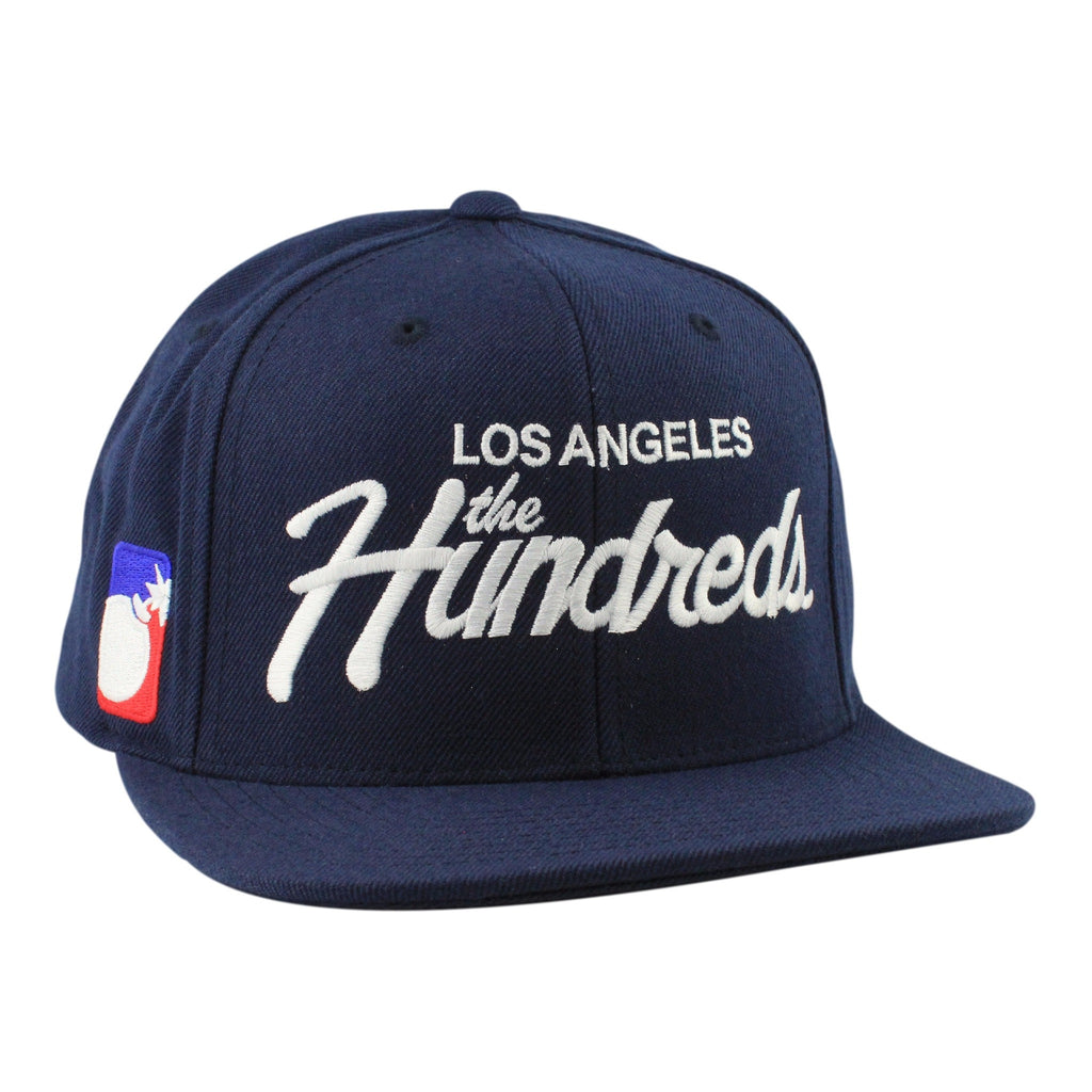 The Hundreds Forever Team Snapback Hat – sykoutfits.com 924aaa7687c2