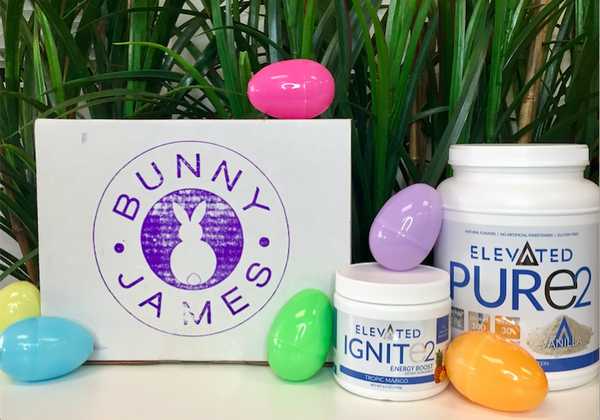 Bunny James/Elevated Easter Giveaway!