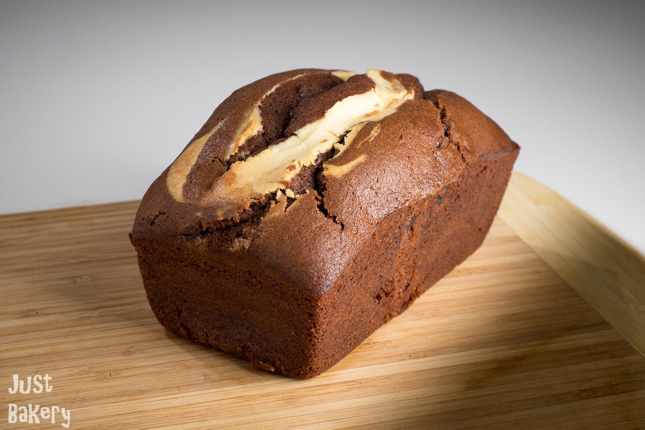 Chocolate Cream Cheese Bread