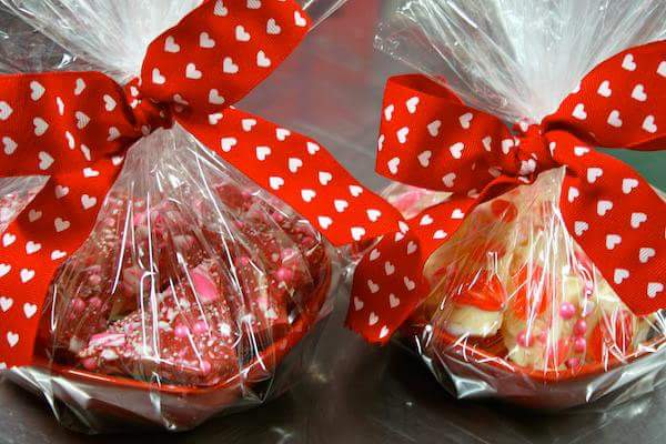 A Valentine's Baskets