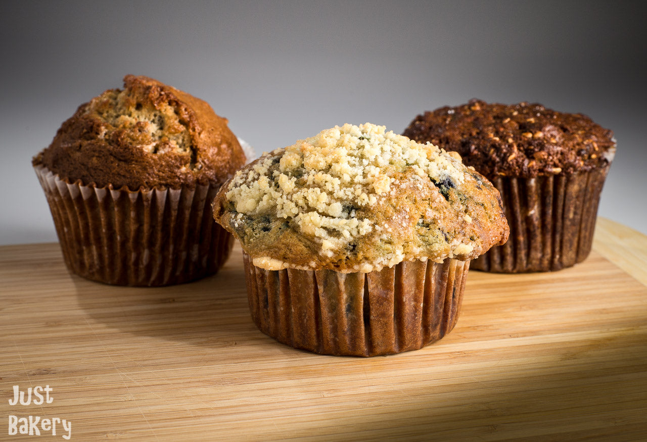 Assorted Individual Muffins