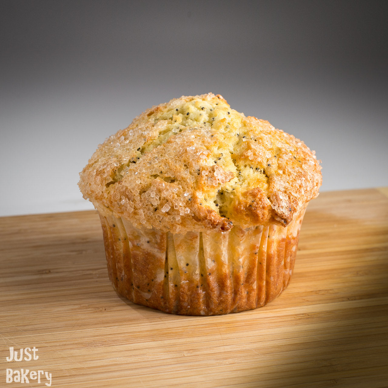 Lemon Poppy Seed Muffin (2 ct)