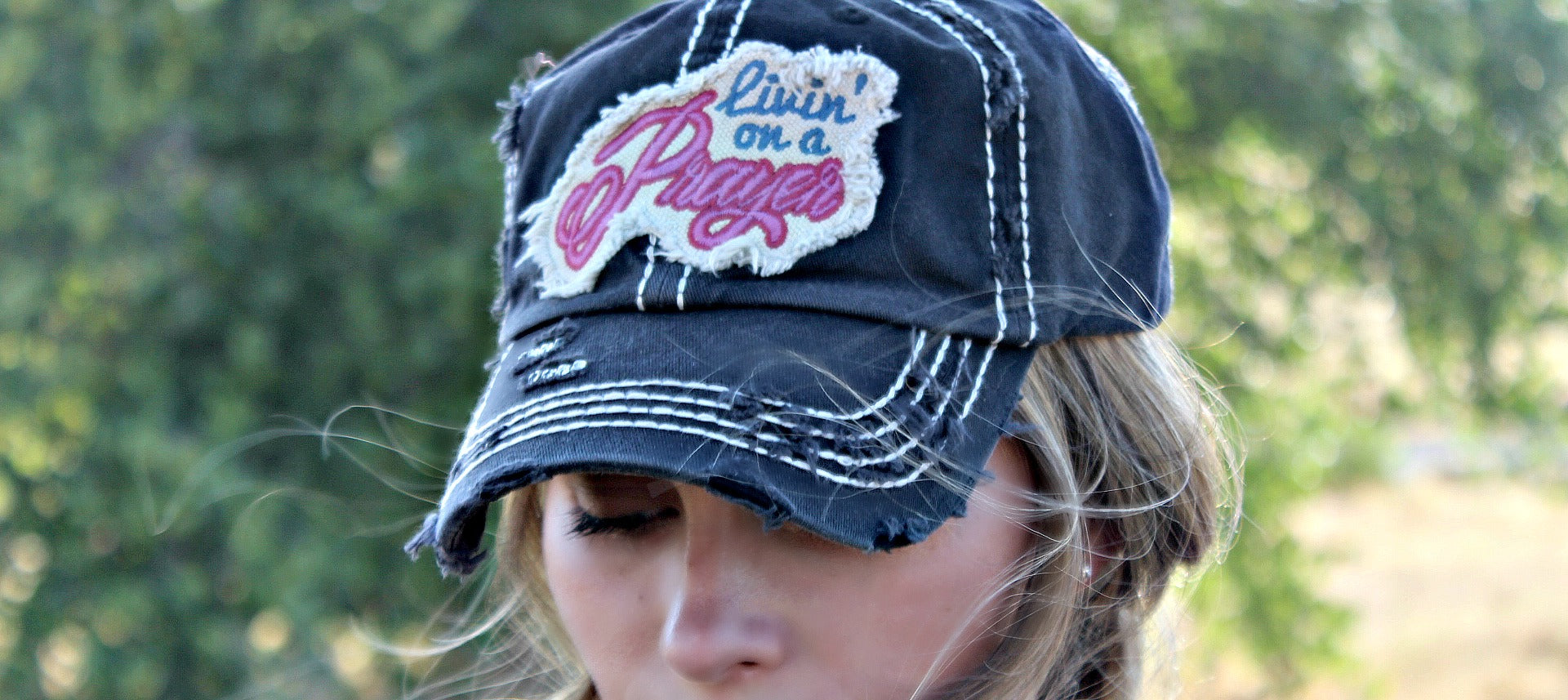 NEW!! Distressed Country Hats & More