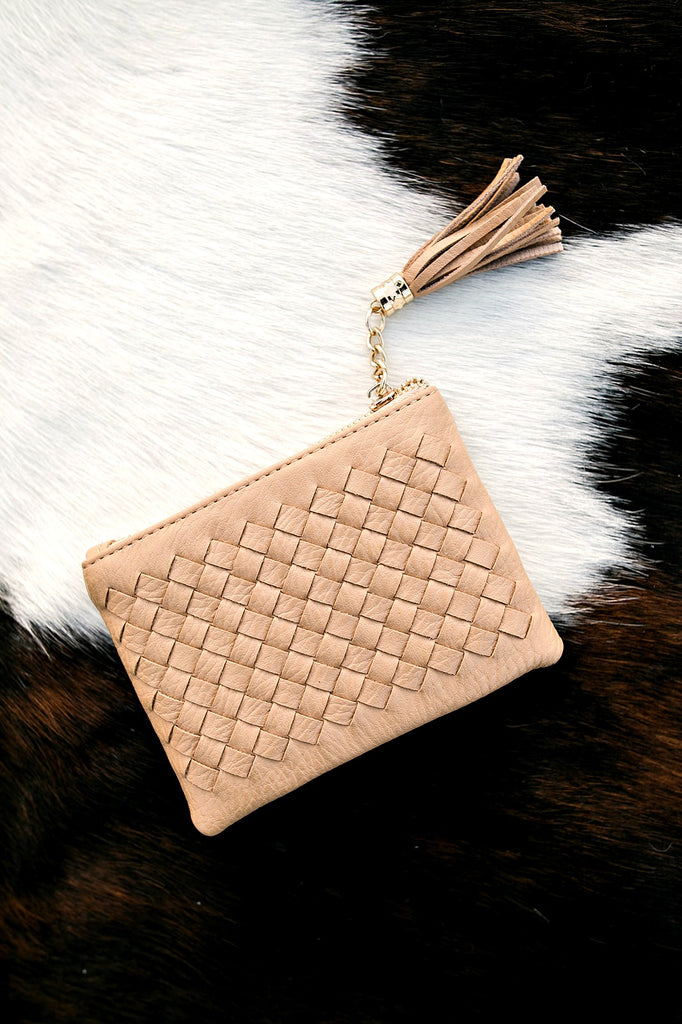 The Rome Mini Pouch - Glitzy Bella