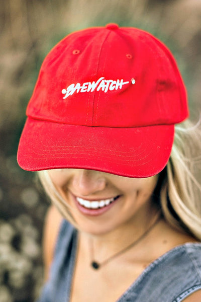 """Baewatch"" Distressed Ball Cap in 2 Colors"