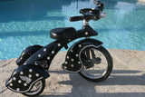 Swarovski Crystallized Flower Tricycle - Glitzy Bella