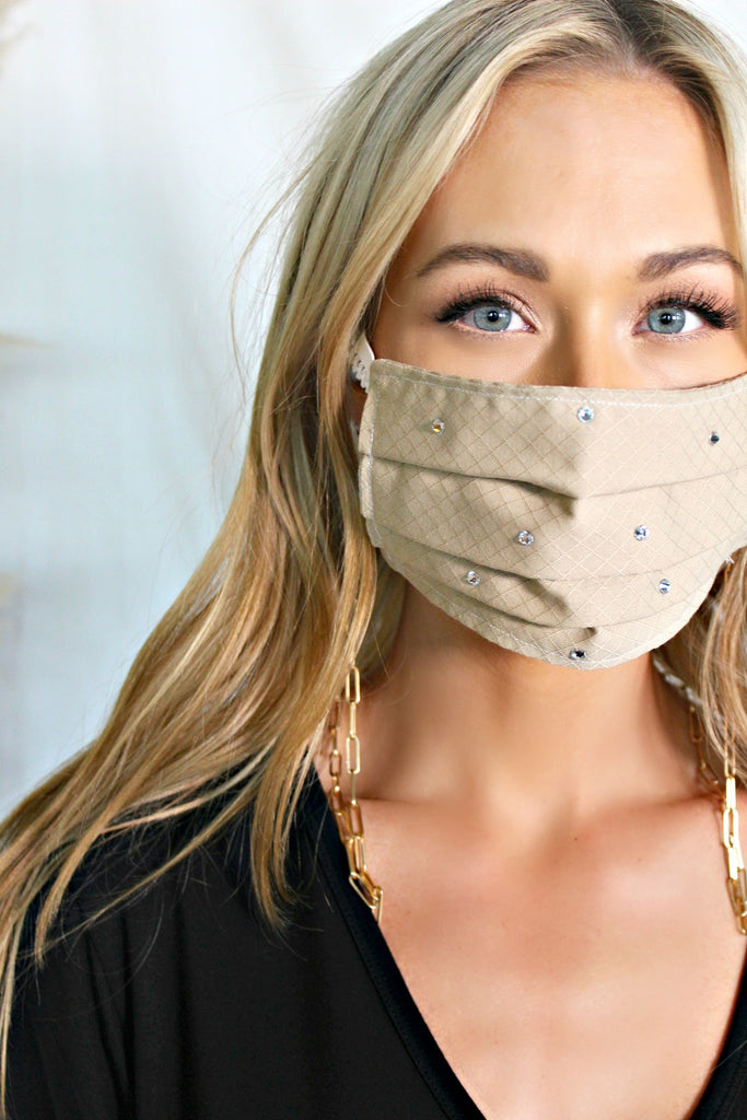 NEW! Linked Face Mask Chain