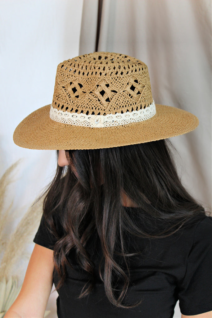 The Summer Breeze Panama Hat