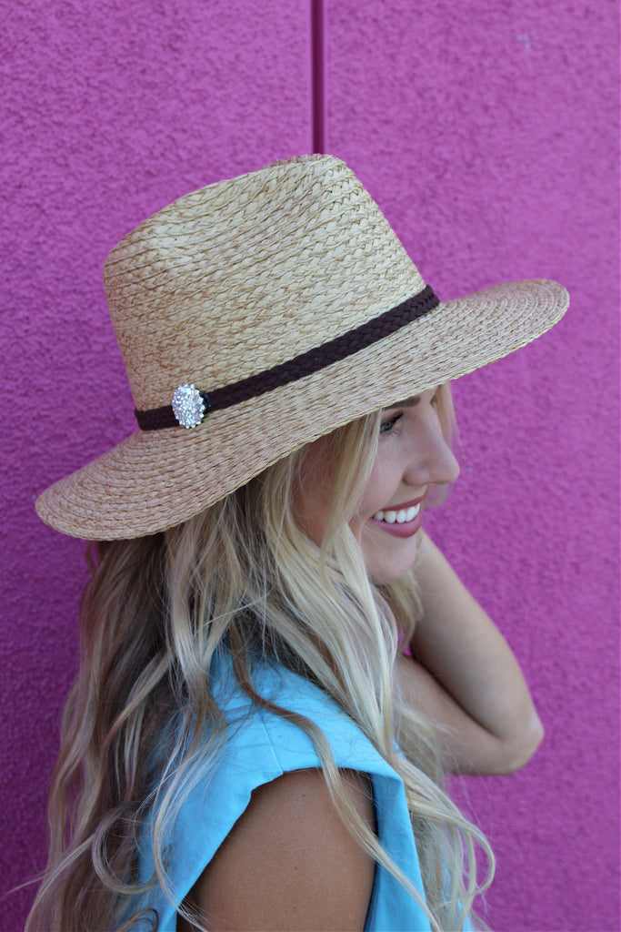 NEW!! The St. John Straw Hat