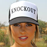 Knockout Glitter and Crystal Hat
