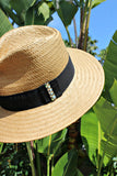 Palermo Crystallized Panama Hat