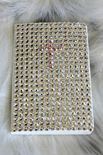 Swarovski Crystallized Keepsake Bible