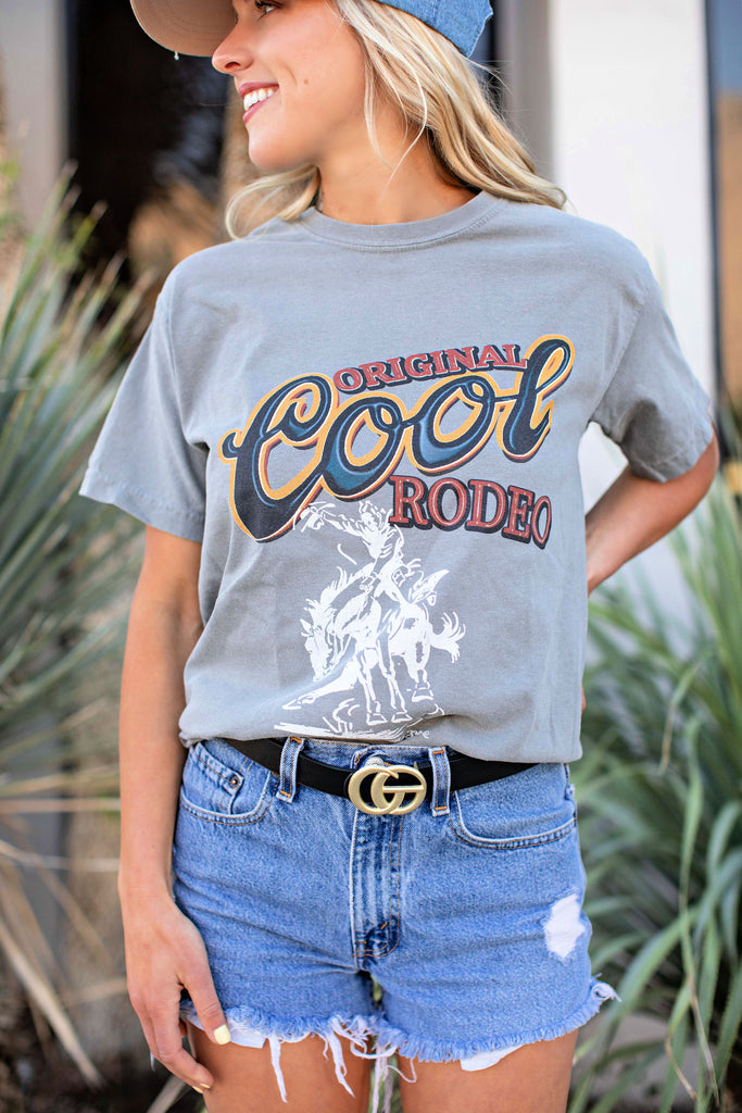 "Original ""Cool"" Rodeo Graphic Tee"