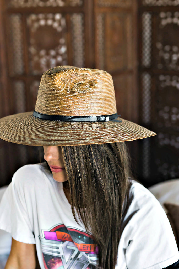Reef Straw Panama Hat
