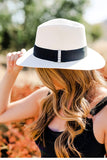 Palermo Panama Hat in 2 Colors