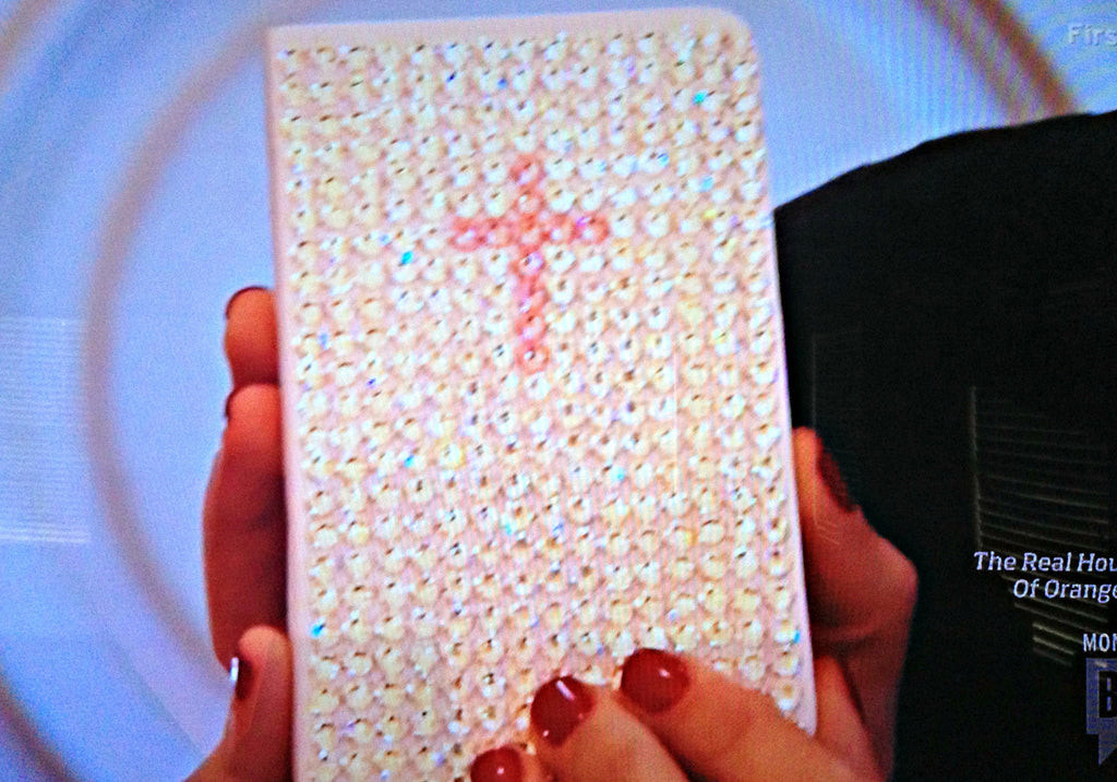 Swarovski Crystallized Keepsake Bible - Glitzy Bella