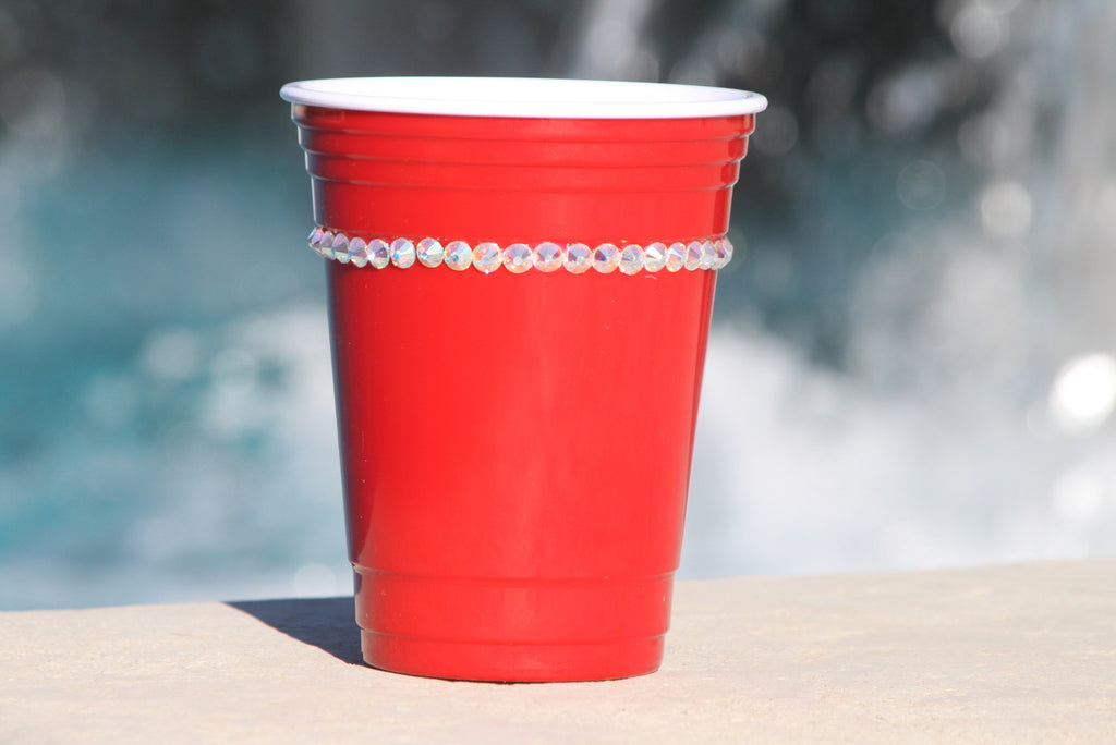 Swarovski Crystallized 16 oz. Solo Party Cup