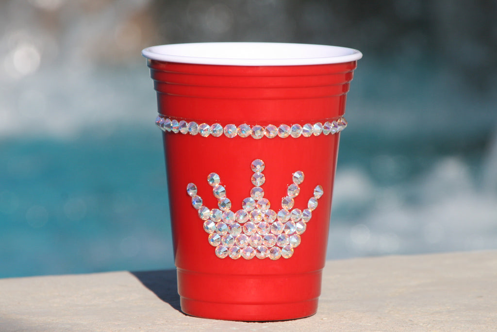 Swarovski 16 oz. Solo Party Cup