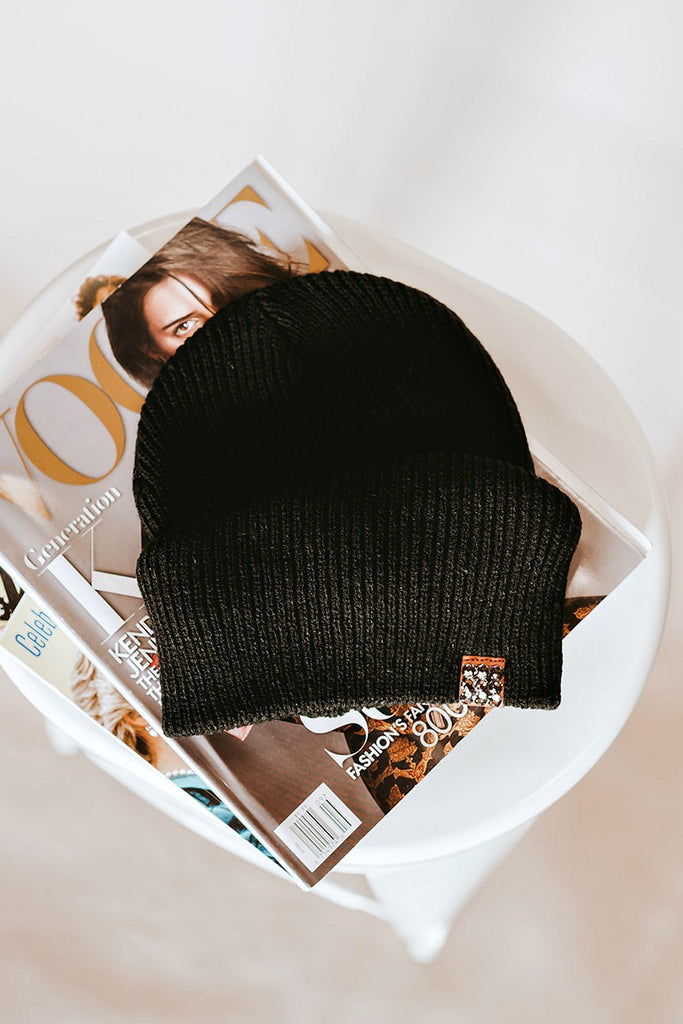 Winter Chic Beanie in 3 Colors