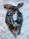 NEW!! Satin Hat Scarfs in 8 Designs