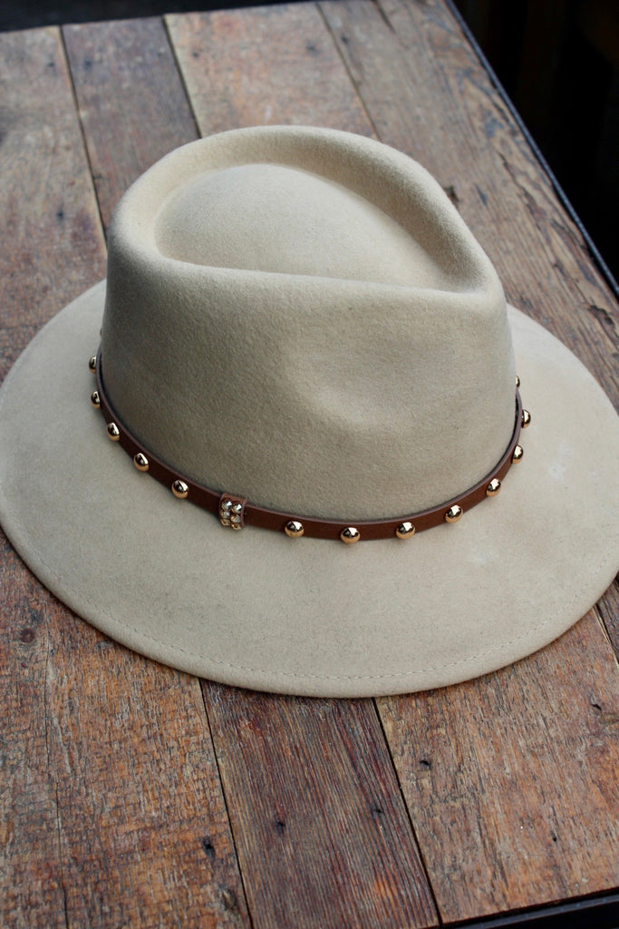 The Diana Wool Panama Hat
