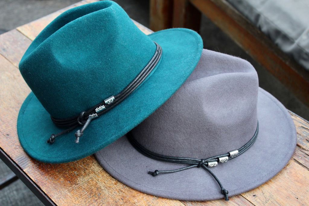 The Audrey Wool Panama Hat