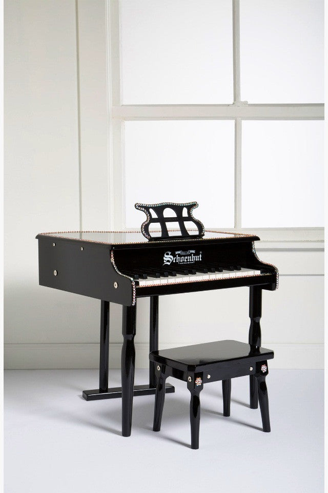 Swarovski Baby Grand Piano