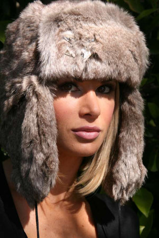 "Alexis ""Snow Bunny"" Faux Fur Hat"