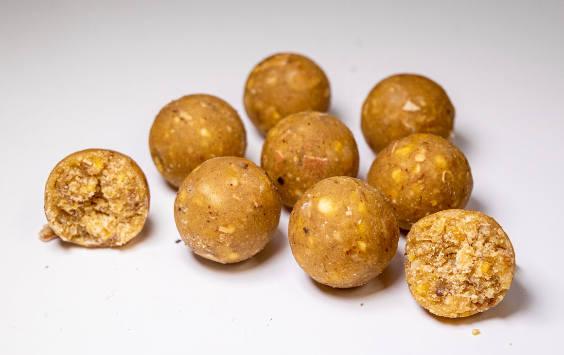 Tigernut & Maple Boilies - Poacher Baits