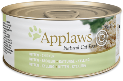 Applaws Cat 70g Cans x 10