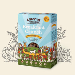 Lilys Kitchen Breakfast Crunch Dog Food 800g
