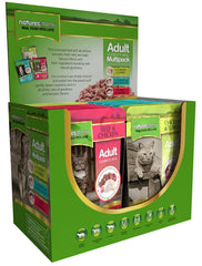 Natures Menu Cat Multipack Pouches