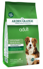 Arden Grange Adult Lamb Dog Food